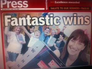 North Lakes Times - Fantastic Five